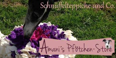 Amanis Pfötchen-Store Stadum