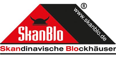 SkanBlo Skandinavische Blockhäuser Stadum