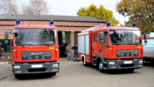 Feuerwehrfahrzeuge 2 Stadum