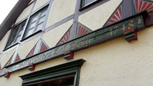 Gaststätte Hof-Berg