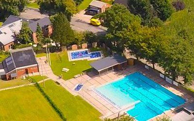 Vorverkauf Jahreskarten Schwimmbad