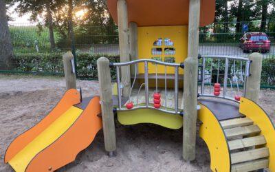 Neues aus dem Kindergarten – Neues Spielgerät